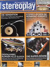 Stereoplay 6/05 B&W N 802, Revox M 37, Unison Performance, Trichord Dino & Dino+
