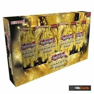 YuGiOh Maximum Gold Tuckbox | New & Sealed | Trading Card Booster Pack Box