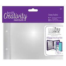 Creativity Essentials A6 Stamp Pockets 6/Pkg DCE 105902