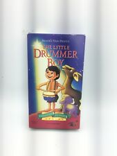 The Little Drummer Boy VHS 1998 Broadway Video Family Home Entertainment