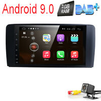 """9"""" Android 9.0 Car Stereo GPS for Mercedes Benz ML GL Class ML320 ML300 ML350"""