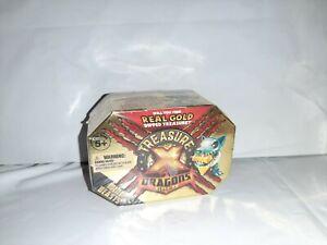 Treasure X Dragons MINI BEASTS Gold Hunters Brand New Sealed Box