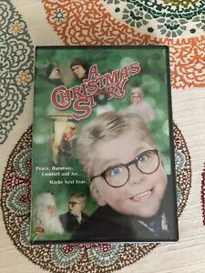 A Christmas Story DVD Holiday Collection (2017)  with Holiday Magnet