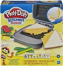Playset Sandwich Formaggioso Playdoh Kitchen Creations Hasbro E7623