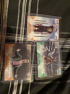 Topps WWE Undisputed 2020 Parallel Lot /50 /99