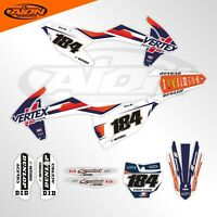 NitroMX Graphic Kit for KTM SX SXF XC XCF 125 250 350 450 2016 2017 2018 Decals