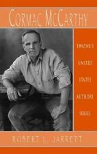 Cormac McCarthy (Twayne's United States Authors Series)-ExLibrary
