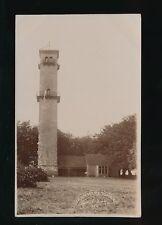 Somerset SHEPTON MALLET Cranmore Tower c1910/30s? RP PPC W M Jones #324