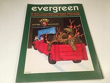 Evergreen Review Magazine No. 50 Hippie Counterculture Charles Bukowski 60's