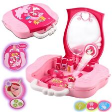 deAO Toys So Fashion You Vanity Dressing Table with Projector Mini Carry Case