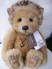 Charlie Bears Spike Hedgehog Limited Edition