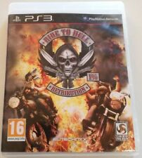 RIDE TO HELL RETRIBUTION GIOCO PS3 PLAYSTATION 3 ITALIANO COME NUOVO