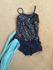 small adult dance costume lyrical/contemporary