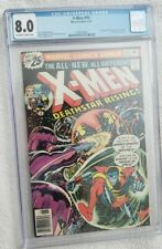 Marvel Comics X-Men # 99 CGC 8.0 1976 1st Appearance Black Tom Cassidy Sentinels