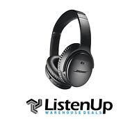Bose® QuietComfort® 35 wireless headphones II (Black) - Authorized Dealer