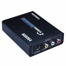 NES, SNES, N64, Genesis, Jaguar, to HDMI Converter Upscale, Retro Gaming on HDTV