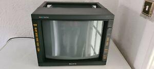 Sony Trinitron PVM-2130QM Video Colour Monitor in Super Mint condition