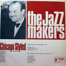 JAZZ MAKERS Eddie Condon / Bud Freeman Chicago Styled - Volume Two LP - Swaggie