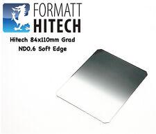 Hitech 85 densidad neutra Grad ND0.6 Filtro de borde suave. nuevo