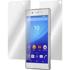 3 x Displayschutzfolie klar Fullbody  für Sony Xperia Z3+ / Plus Folie