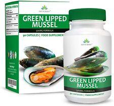 Moules A Levres Vertes 500 Mg Complement Alimentaire Extrait De Moule Verte