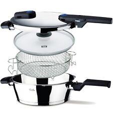 Fissler Vitaquick Pressure Pan Set 4.0l