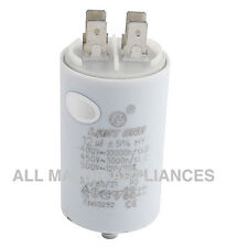 12uF Run Capacitor LAST ONE Plastic 400/450/500V pump spa dryer motors DF