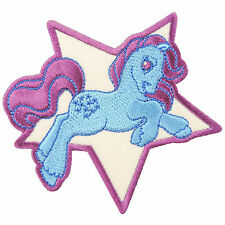 My Little Pony Unicorn Rarity Horse Cartoon Kids Children Iron-On Patches #C153