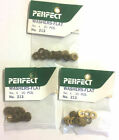 Perfect Flat Washers For Model Airplanes No.4 - #213 - 60 Pcs