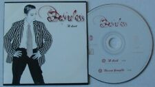 DESIRELESS (CD Single) IL DORT - BOSSA FRAGILE