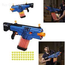 Nerf Rival Khaos MXVI-4000 Blaster, 40 High Impact Rounds Nerf Gun, Blue - New