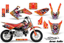 Honda Graphic Kit AMR Racing Bike Decal CRF 50 Decal MX Parts 14-17 LOVE KILLS