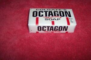 NEW Vintage Colgate's Octagon All-Purpose Large Soap 7.05 oz