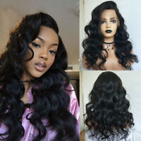 Body Wave 13X6 Lace Front Human Hair Wigs Brazilian Wet and Wavy Full Lace Wigs