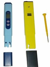 Ph & Ppm Combo test kit tds tester Hydroponic nutrient salt testing soil organic