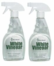 2 x Bird Brand White Vinegar Window Glass Cleaner Stain Remover Cleaning 500ml
