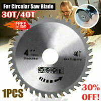 5pc 160x20x40T 1.6mm Ultra Thin Kerf TCT Tip Saw Blade Plywood Timber Cut Disc