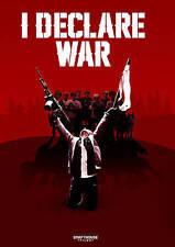 "I Declare War (DVD, 2013)Adolescent ""War Games"" Go Dangerously Too Far!!!!!!!!!!"