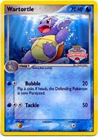 Wartortle 42/100 State Pokemon Championships NM