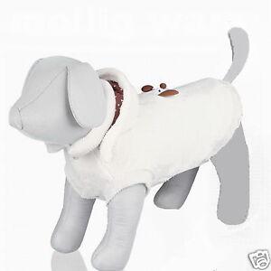 Hundemantel Siena beige Hundejacke Hundedecke Hundepullover