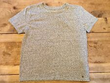 Heather Gray A&F SMALL  Abercrombie and Fitch SUPER SOFT ESSENTIALS T-SHIRT!