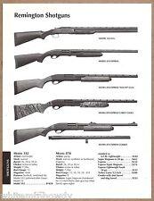 2004 REMINGTON 332, 870, 870 Express, 870 Turkey, 870 Combo Shotgun Ad