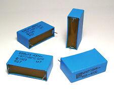 4x ero MKP 1844 condensatore, 0.68 µF/400 Vac, Tube Amp capacitors, NOS