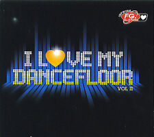I love my dancefloor vol. 2 (2 CD)