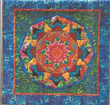 Kaleidoscope in Spring Paper Piecing Quilt Pattern