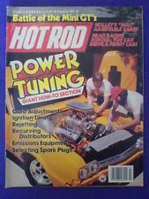 HOT ROD - POWER TUNING - July 1986 vol 39 #7
