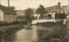 Singleton near Chichester. Stream.