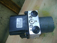PEUGEOT 807 2.2 HDI ABS BRAKE PUMP & ECU 386304 BOSCH 0265950075