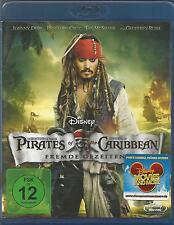 Pirates of the Caribbean - Fremde Gezeiten / Blu-Ray