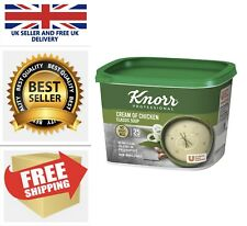 Knorr Classic Cream of Chicken Soup 25 Portions Makes 4.25L  UK Stock FAST&FREE